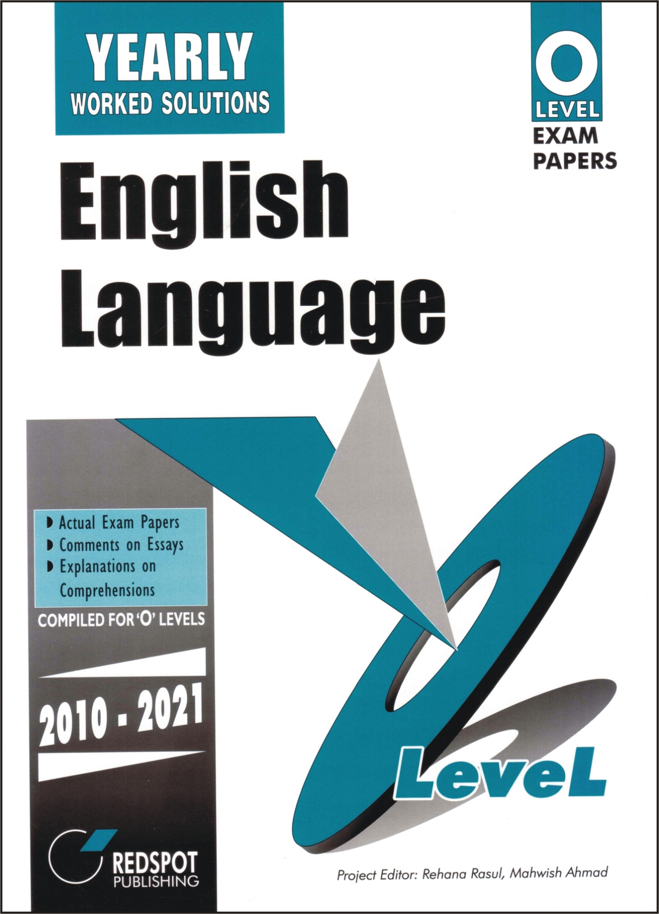 GCE O Level Challenging English Essays by Redspot Publishing